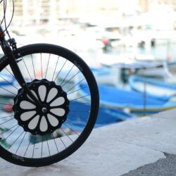 Teebike Electric Front Wheel